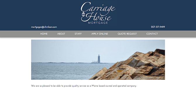 Carriage House Mortgage